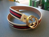 New Gucci belt with a gold buckle! Markham, L3T 5G3