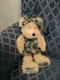 Boyd teddy with plaid outfit Chandler, 85248