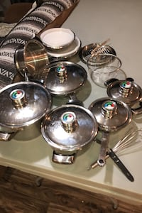 Nutrition Stahl 22PC Stainless Set