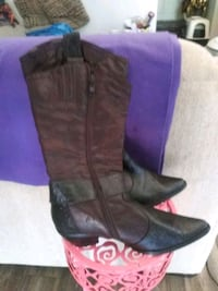 Pierre Cardin Western boots all leather st 8 Very comfortable Homewood, 35209