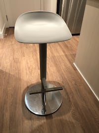 White bar seat. Selling two of these. Both are in great condition. $50 each Port Coquitlam, V3B