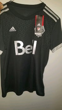 Whitecaps Jersey Womens Medium Vancouver, V6P 4E9