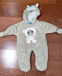 GUC Baby bunting 0-6 months Toronto, M1L