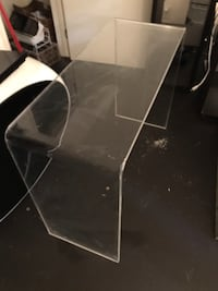 Lucite Console   West Hollywood, 90069