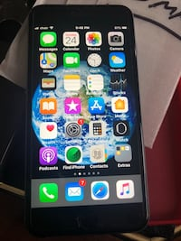 Iphone 6plus 64gb unlocked clean without scratch Surrey, V3W 4E1