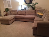 Nice Sectional. Available Saturday  Bermuda Dunes, 92203