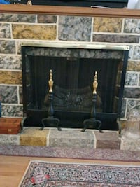 fire place and contents Baltimore, 21229