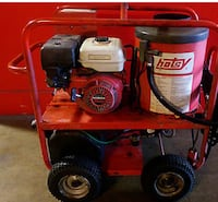 Hotsy hot cold power washer. 3500 psi. Gas operated  Albuquerque, 87107