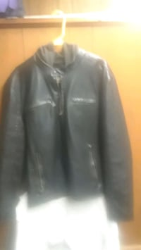 Levi's jacket with hoodie xl good condition smokef Hagerstown