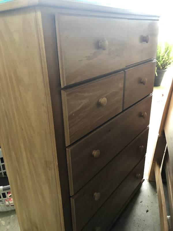 Sold Thomasville Impressions Solid Wood Boy S Bedroom Set Queen