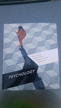 Psychology (4th Edition) by Carole Wade Surrey, V3V 6Z5