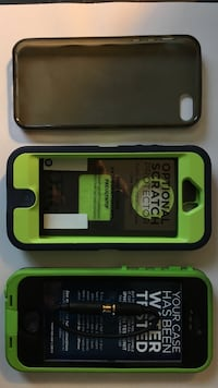 Iphone 5/5s/5e cases - will sell separately Downers Grove, 60516