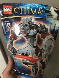 Lego chima. Opened but never used