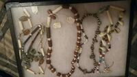 beaded necklace  lot Clearwater