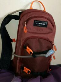black and red Jansport backpack Calgary, T2A 5W3