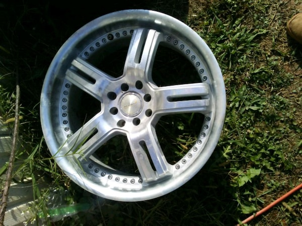 Maas racing rims