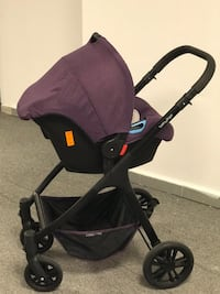 Baby 2 go travel system