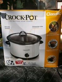 Crock pot with Little Dipper