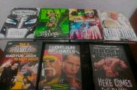 Wwe Clearence Dvds 3 for 15$  Winchester, 89121