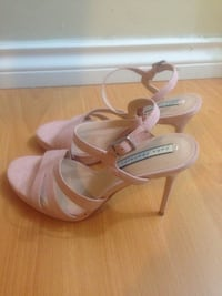Zara baby pink shoes size 39 Richmond, V6X 0J7