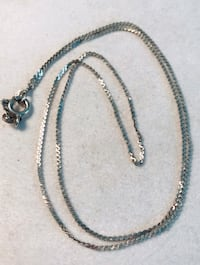 16 inch sterling silver neclace Silver Spring, 20904