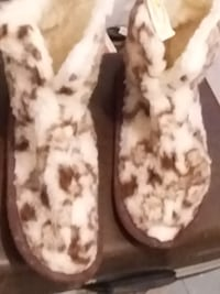 Winter Slippers  100% Lambswool Chicago