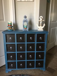 Unique 16 drawer cabinet. Fresno, 93722