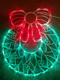 Light up Christmas Window Decorations