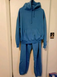 BX Blue Sweat Outfit XL Columbus, 43227