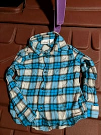 Boys flannel shirt 4t Knoxville, 37934