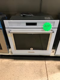 KitchenAid brand new white Single Wall Oven with warranty Pineville, 28134