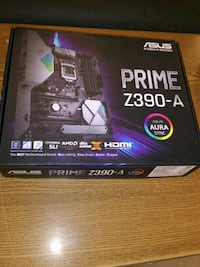 Brand new. Prime Z390-A Motherboard  Chicago, 60617