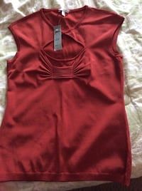 CACLVE TOP NEW WITH TAGS SIZE LG REG PRICE $78.00  Middle River, 21220