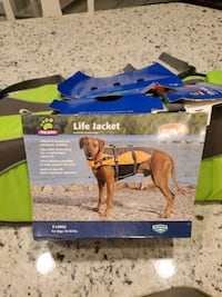 Top Paw Dog Life Jacket Greenville, 27858