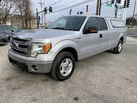 2014 Ford F150 Super Cab for sale
