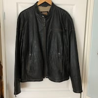Men's leather Danier jacket  Laval, H7E 5L2