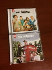 2 CDS - One Direction - Used Richmond Hill, L4S 1Y7