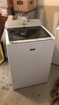 Maytag Bravos XL washer. Only used for a few months. Like new condition. Moved to an apartment with appliances, so we no longer need it. Rockville, 20850