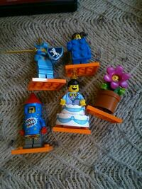 Lego series 18 5.00 each London, N5W 2Y8