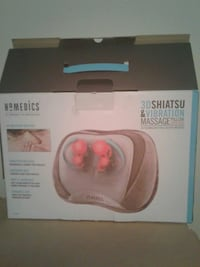 Homedics back massager