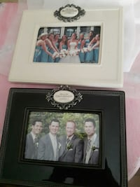 Wedding frame set