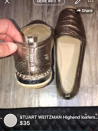 STUART WEITZMAN Highend loafers size 6.5-gently used gorgeous!retail over 150$ London, N5W 1E8