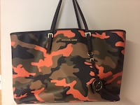 Orange Camo Michael Korrs Bag Winnipeg, R2J 4G4