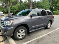 2012 Toyota Sequoia SR5, 4WD, 82,462 miles, Tow pkg, Camera, Leather Springfield