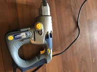 gray and black corded power tool Vernon, V1T 4X5