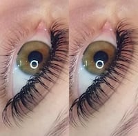 Classic full set $75 eyelash extentions  Toronto, M9V 4T5