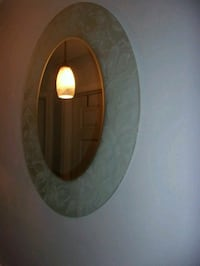 Oval Mirror Clermont, 34711