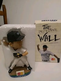 Aaron Hill Bobblehead The Defensive Wall - 2008 Whitchurch-Stouffville, L4A 0J5