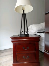 Table lamps and side tables Toronto, M6G 2S9