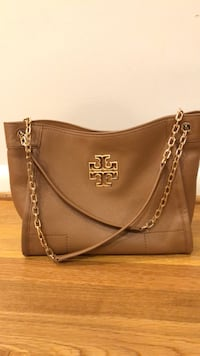 Authentic Tory Burch Leather Handbag Rockville, 20853